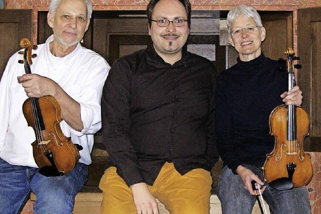 Konzerte für zwei Violinen und Orgel in der Kirche St. Gallus in Merzhausen
