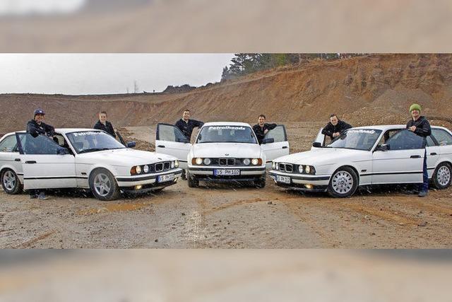 Rallye für soziale Zwecke