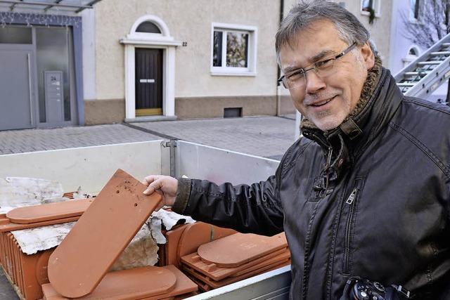 Sturm hinterlässt 7000 Euro Schaden an der Christuskirche
