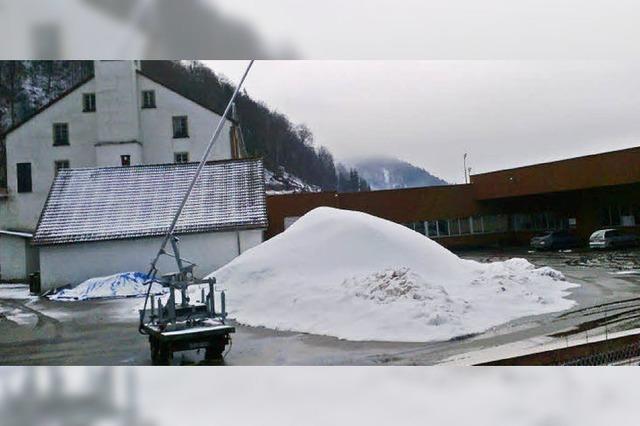 Reicht der Schnee fürs Spektakel?