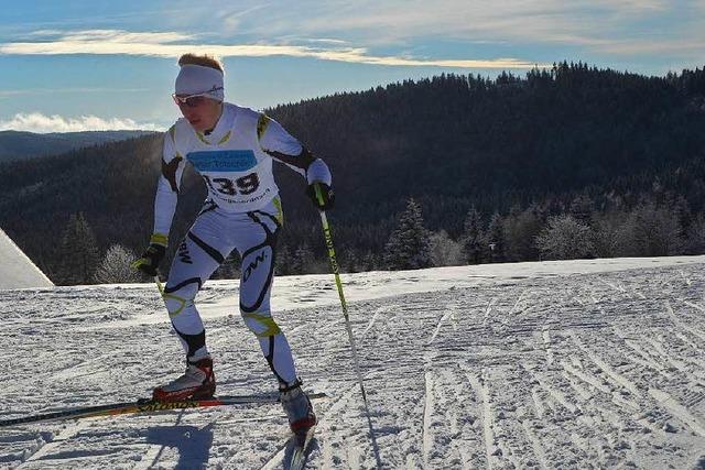 SV Kirchzarten organisiert zwei Langlauf-Events am Notschrei