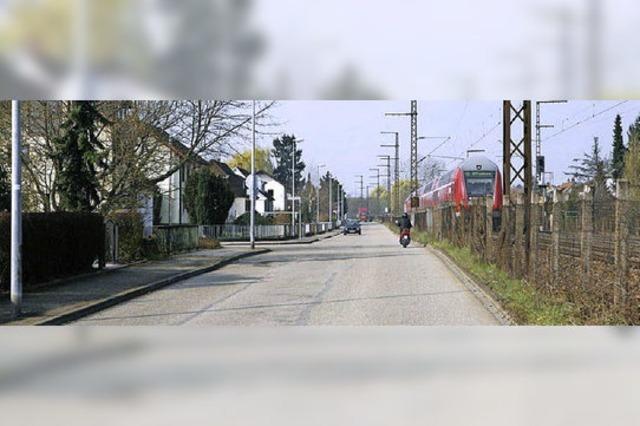 Grüne fordern Sanierung der Königswaldstraße