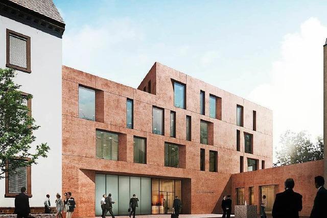 Land plant 20-Millionen-Neubau fürs Amtsgericht Freiburg