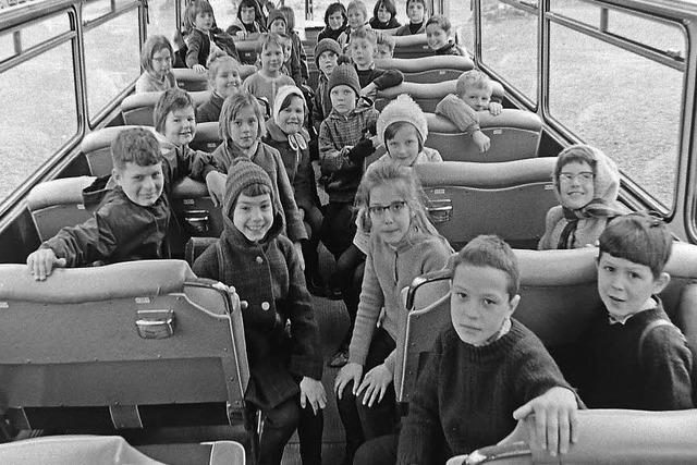 Ein Schulbus wie in Amerika