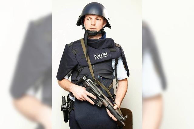 Anti-Terror-Kampf: Streifenpolizisten bekommen 3000 Maschinenpistolen