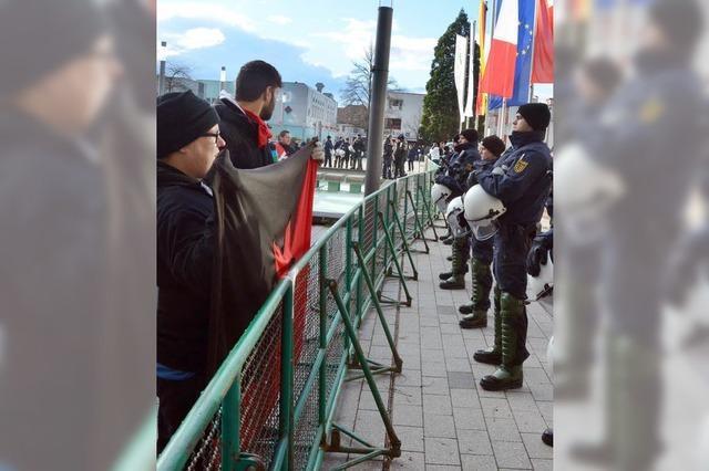 Interview mit der Leiterin des Polizeireviers zum Umgangston gegenüber Polizisten