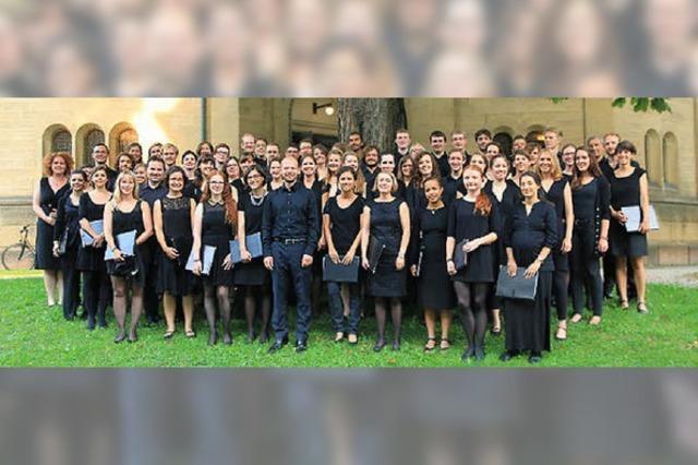 Evangelische Studentenkantorei Freiburg und Solisten mit Bachs Johannes-Passion