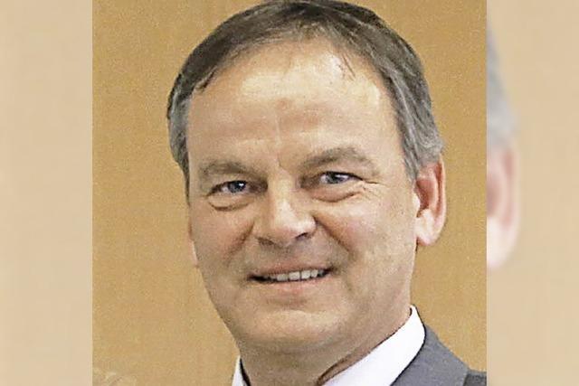 CDU begrüßt Kandidatur von Scherer
