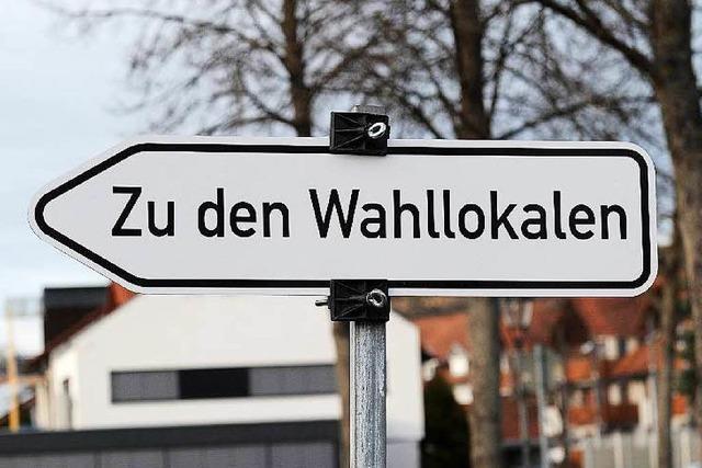 BZ berichtet live: Heute ist in Friesenheim Bürgermeisterwahl
