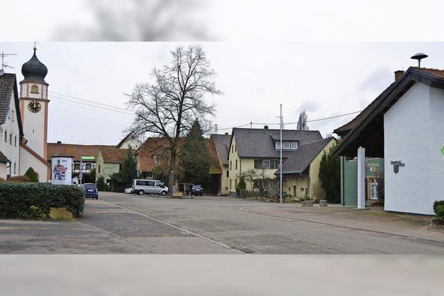 Bürger planen ihren Dorfplatz selber