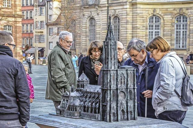Straßburg hat jetzt auch ein Mini-Münster