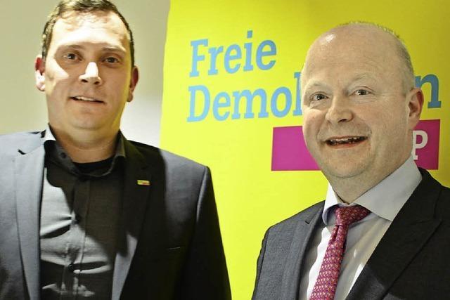 Verhältnis der Schweiz zur EU macht der FDP Angst