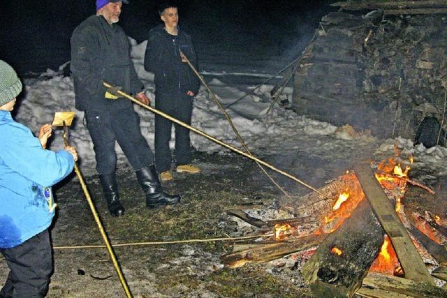 Scheibenschlagen – eine ganz besondere Tradition im Bernauer Tal
