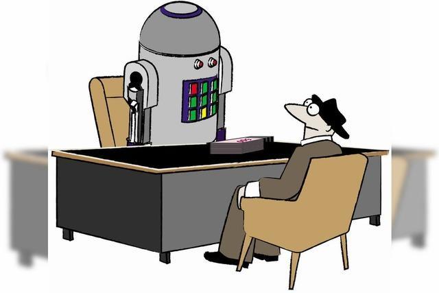 Wenn der Bankberater eine Maschine ist