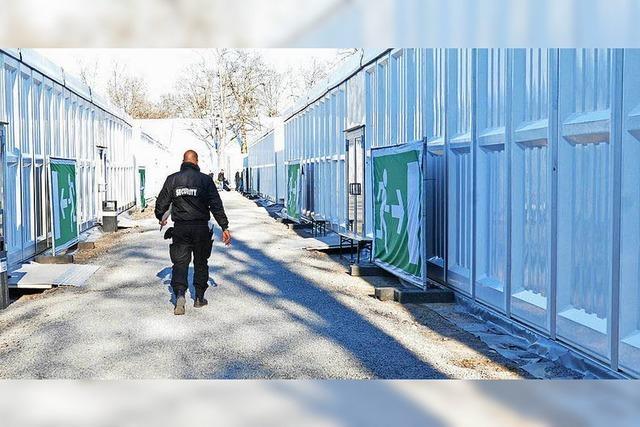 Wegen Religion: Flüchtlinge werden nur im Notfall getrennt