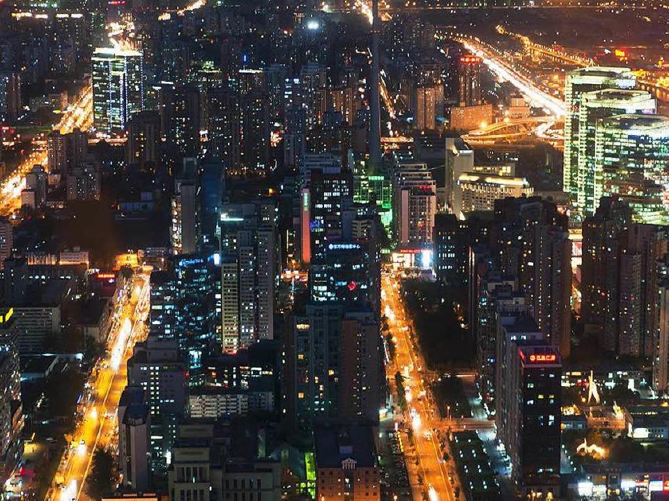 Die Anonymität der Großstadt (hier Peking) kann  eine Chance sein.  | Foto: ullstein bild - Mohr