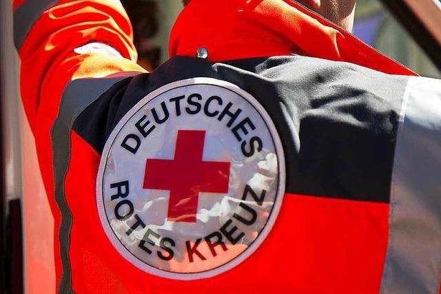 Obrigheim: Flüchtlinge greifen Rettungssanitäter an
