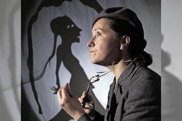 Theater Kunstdünger zeigt Ophelias Schattentheate in Waldshut-Tiengen