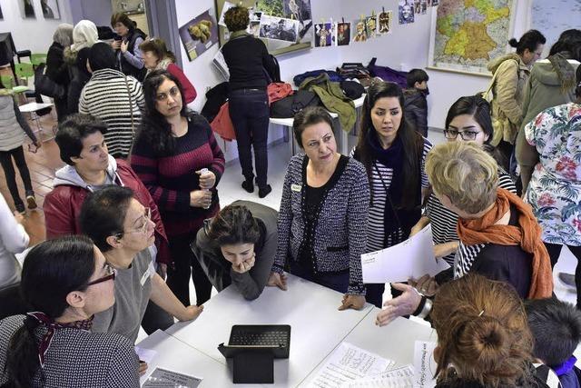 Projekt soll Flüchtlingsfrauen die Teilhabe am kulturellen Leben ermöglichen
