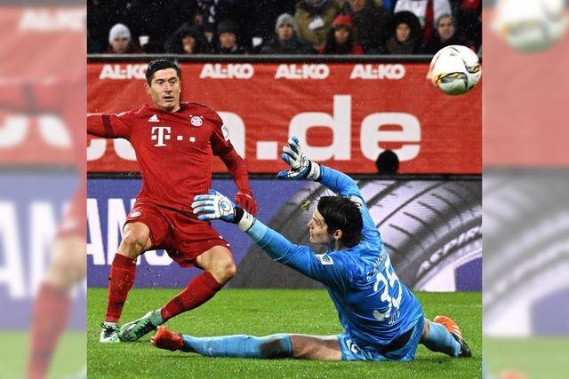 Bayern verdauen Badstuber-Schock
