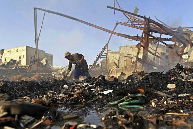 Luftangriffe auf Jemen reißen nicht ab