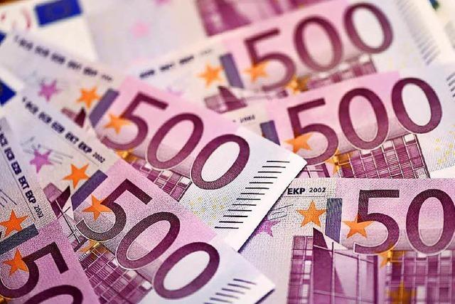 Warum lieben die Griechen den 500-Euro-Schein?