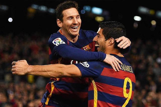 Schiri-Ausbilder: Darum ist der Messi-Elfer irregulär