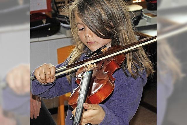 Jugendmusikschule zeigt was Kinder können