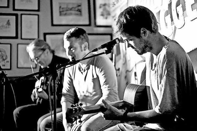 Offensiver Rock mit eigenen Songs und Bekanntem im Rockcafé