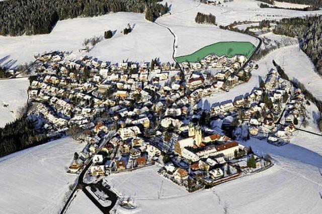 Startschuss für Baugebiet in St. Märgen