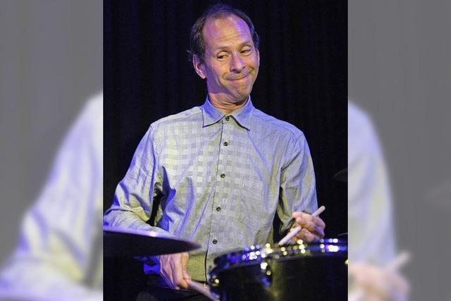 Rick Hollander gastiert im Jazztone