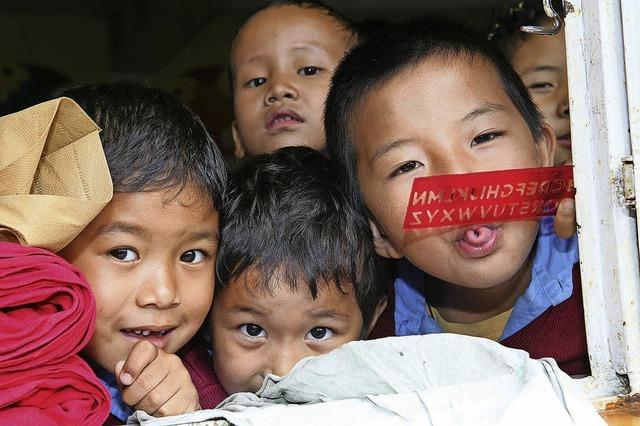 Globetrotter Mario Goldstein reist über Land nach Tibet