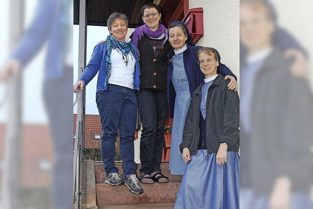 Ordensschwestern verlassen Bötzingen im Frühjahr
