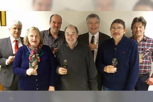 Dank für Einsatz und Leidenschaft im Weinanbau