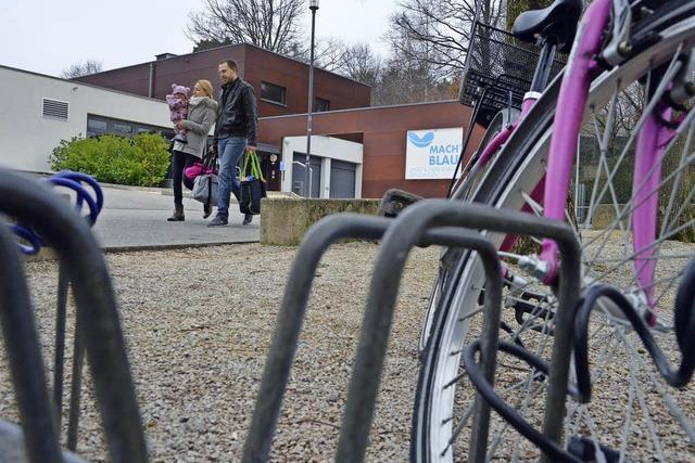 Mehr Fahrradstellplätze am Denzlinger