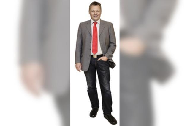 Kandidatencheck: Walter Krögner (SPD)