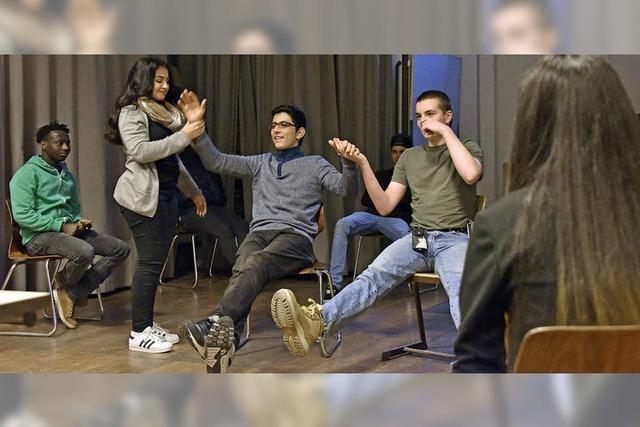 Nach der Föge-Insolvenz steckt ein Theaterstück der Getrud-Luckner-Schule in finanziellen Schwierigkeiten