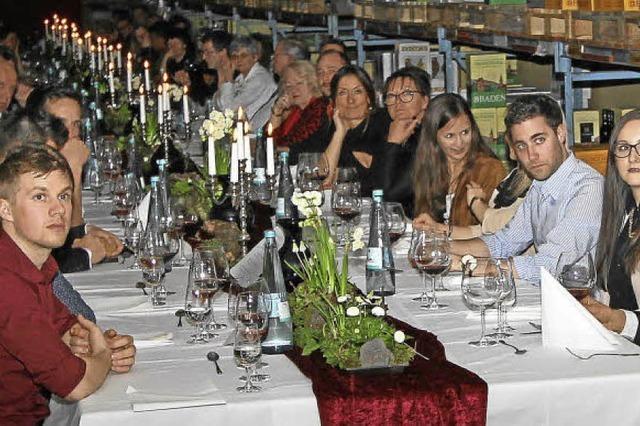 Rotweinnacht in Oberrotweil - eine Nacht der kulinarischen Genüsse