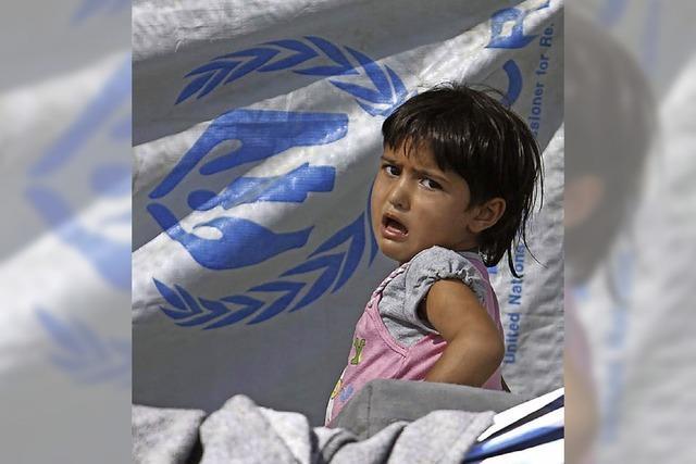 Bulgarien spendet nur 12 000 Dollar für Flüchtlinge
