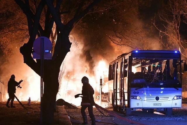 Wer steckt hinter dem Anschlag von Ankara?