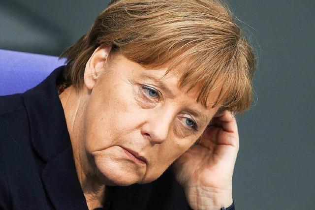 Flüchtlingspolitik: Angela Merkel will es schaffen