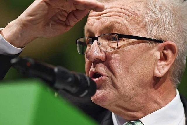 Im Landtag streiten die Parteien um die Bilanz von Grün-Rot