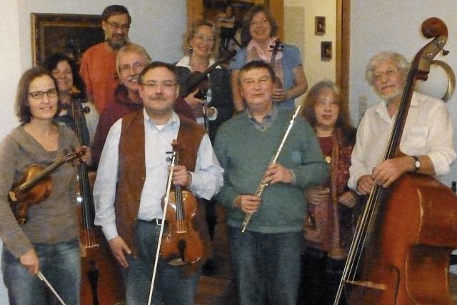 Markgräfler Kammerensemble in Auggen