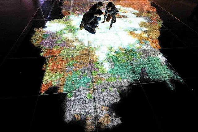 Interaktive Karte: Wahlkreise und Kandidaten in Südbaden