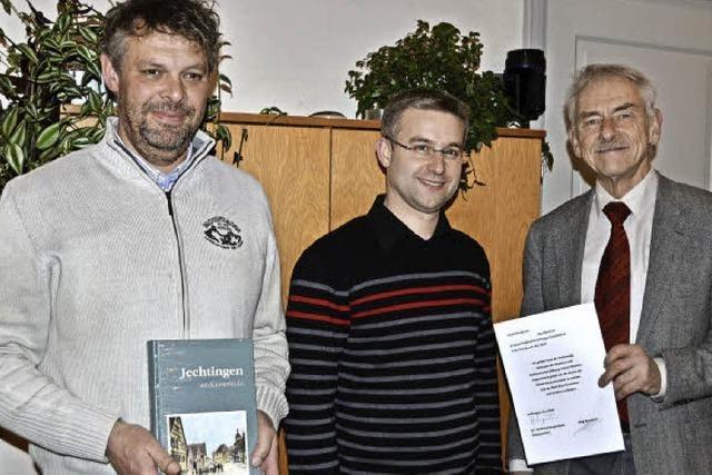 Jörg Oberkirch rückt für Stefan Eiche nach