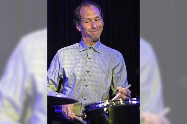 Rick Hollander & Kollegen treten im Jazztone auf