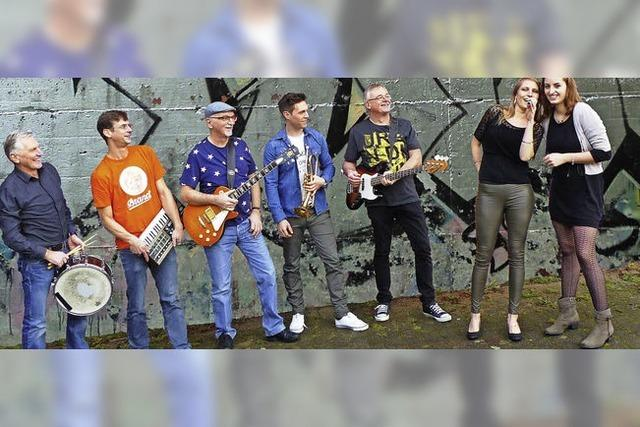 Band 8Reasons gastiert in Murg-Oberhof