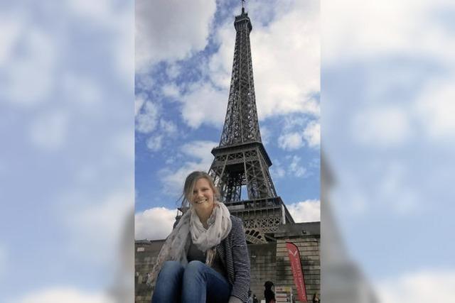 Paris, sei bitte kein Frosch