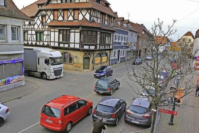Neue Hoffnung auf Tempo 30 in Rust und Kippenheim