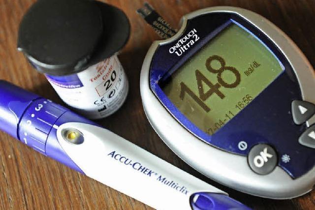 Wie mit Diabetes leben